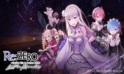 Re:ZERO Lost in Memories เตรียมเปิดพร้อมภาษาไทย