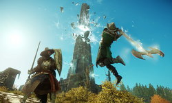 New World เกม MMORPG ใหม่จาก Amazon ทำยอดผู้เล่นเข้าพร้อมกัน 2 แสนคน