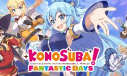 Nexon เผยวันเปิดให้บริการ KonoSuba: Fantastic Days ในเวอร์ชั่น Global
