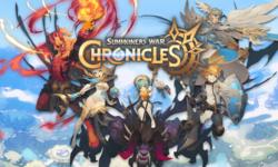 Com2uS เผยรายละเอียดเพิ่มเติม Summoners War: Chronicles เวอร์ชั่นเกมเก็บเลเวล