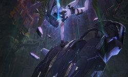 Black Rock Shooter: Dawn Fall โปรเจ็กต์เกมมือถือสไตล์อนิเมะ