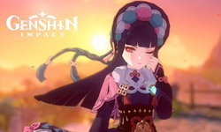 Genshin Impact หลุดข้อมูล ตัวละครสุดสวย Shenghe และ Yunjin ใน Patch 2.4