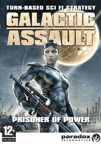 <b>Galactic Assault: Prisoner of Power</b> [Demo]