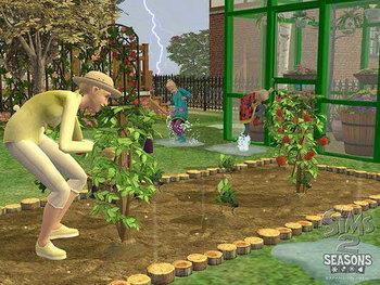 <b>The Sims 2 Seasons อัพเดต v1.7.0.158</b> [News]