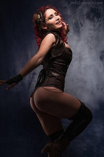 คอสเพลย์สวยๆสุดเซ็กซี่ส่งท้ายปี 2017