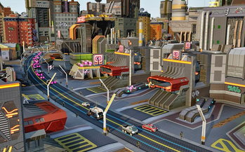 SimCity: Cities of the Future