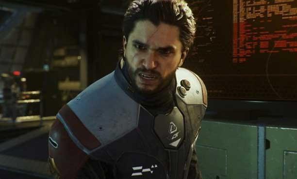 Call of Duty: Infinite Warfare นำเสนอวายร้ายแสดงโดย Kit Harington