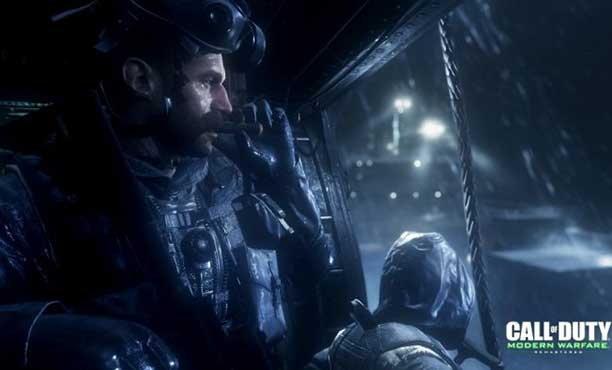 Modern Warfare Remastered ต้องใช้แผ่น Infinite Warfare ด้วย