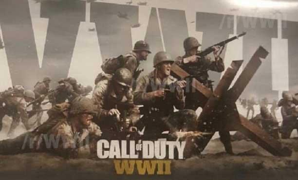 ลือ: Call of Duty 2017 จะย้อนกลับไปยุคสงครามโลกครั้งที่สอง