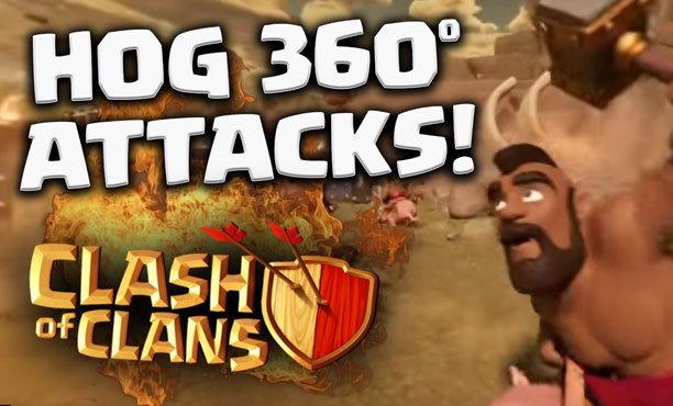 วีดีโอจากเกม Clash of Clans ขึ้นแท่นติดอันดับ Top 3 วิวสูงสุดใน Youtube