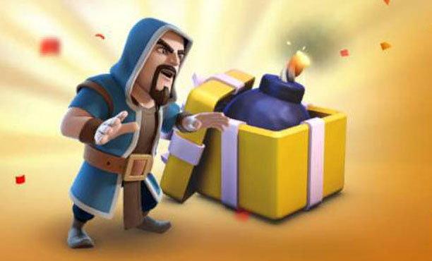 Clash of Clans ร่วมฉลองครบ 5 ปีด้วยกล่อง BirthdayBoom
