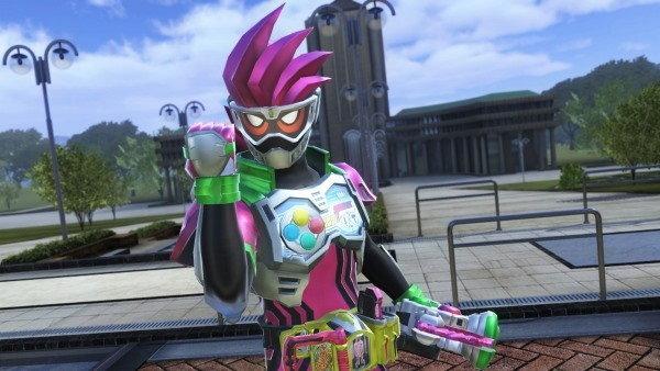 มาแล้วตัวอย่างแรกเกม ไอ้มดแดง Kamen Rider Climax Fighters บน PS4