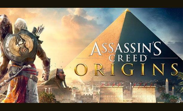 ชมตัวอย่างใหม่เกม Assassins Creed Origins ที่เปิดเรื่องราวมาให้ชม