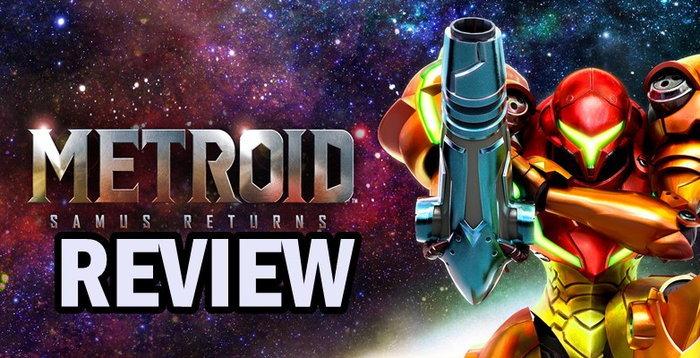 รีวิวเกม Metroid Samus Returns 3DS สุดยอดเกม 2D ที่ห้ามพลาด