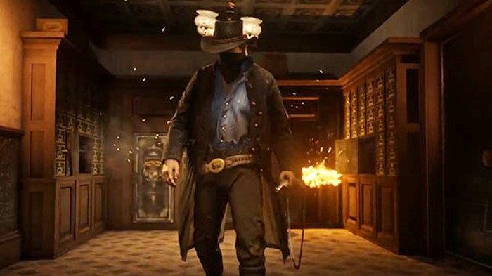 ตัวอย่างใหม่เกม Red Dead Redemption 2 คาวบอย OpenWorld