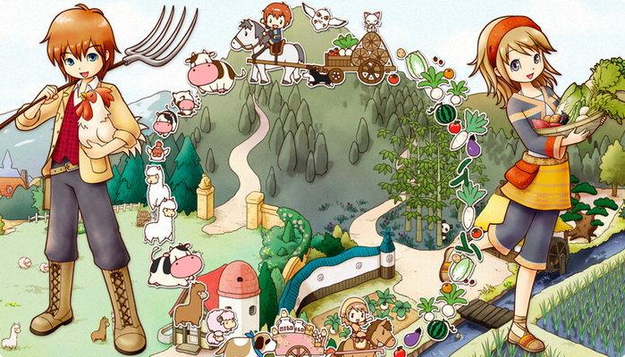 เปิดตัวเกม Story of Seasons ภาคอัพเกรดบน 3DS โดยทีมงานฮาเวสมูนเดิม