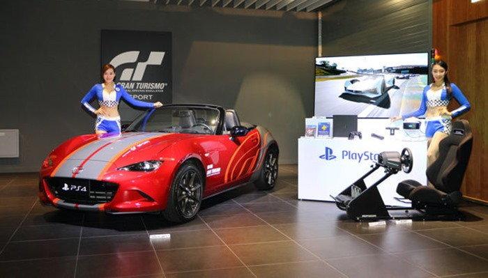 เปิดตัวเกม GT Sport ชุดพิเศษที่มาพร้อมรถ Mazda MX-5 คันจริงไม่ใช่แค่รถในเกม