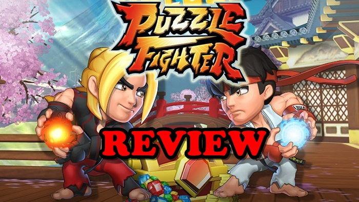 รีวิวเกม Puzzle Fighter เมื่อเกมต่อสู้รวมร่างกับเกม Puzzle