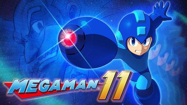 เปิดข้อมูลใหม่เกม Rockman 11 เปิดภาพบอสตัวแรก