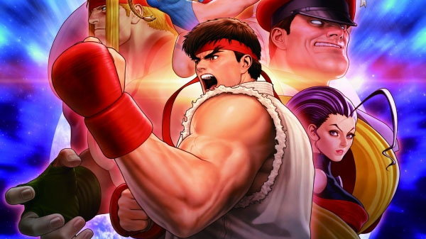 Capcom เปิดตัวเกม Street Fighter รวมฮิตบน PS4  XBone  Switch และ PC