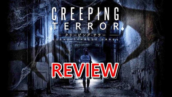 รีวิวเกม Creeping Terror เกมแนว Clock Tower บน 3DS และ PC