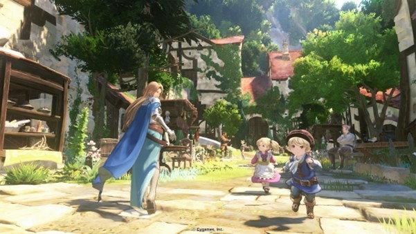 ชมคลิปเกมเพลย์ Granblue Fantasy Project Re Link เกมแอ็คชั่น RPG จากค่าย Platinum