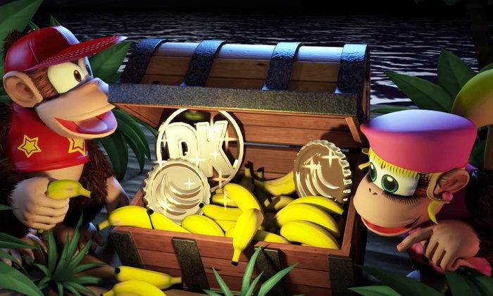 ชมเกม Donkey Kong Country 2 ฉบับ HD ที่แฟนเกมทำเอง