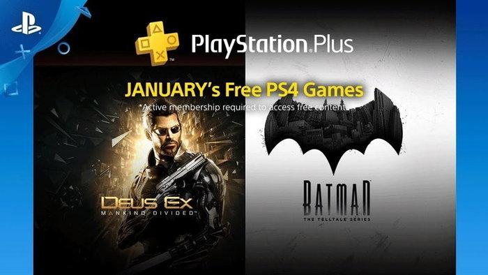 เปิดรายชื่อเกมฟรีชาว PlayStation Plus โซน 3 ประจำเดือน มกราคม 2018