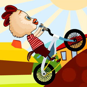 เกมส์ไก่ปั่นจักรยาน