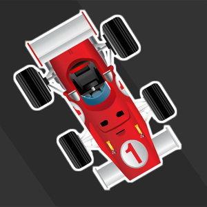 เกมส์ซิ่งรถในสนามแข่ง