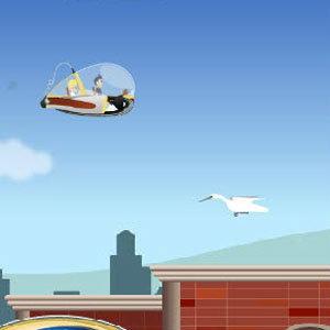 เกมส์ขับเครื่องบินหลบสิ่งกีดขวาง