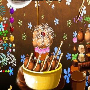 เกมส์จัดเค้กช็อกโกแลต