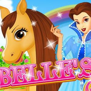 เกมส์เจ้าหญิงเลี้ยงม้า