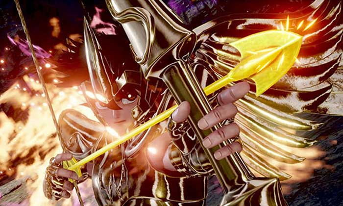 Bandai Namco ปล่อยตัวอย่างใหม่ Jump Force พบกับ Pegasus Seiya เเละ Dragon Shiryu