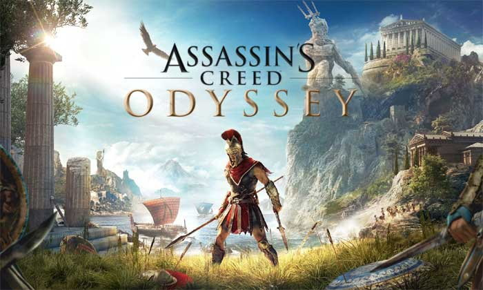รีวิว Assassin's Creed Odyssey พาย้อนรอยตำนานนักฆ่าแห่งยุคกรีกโบราณ