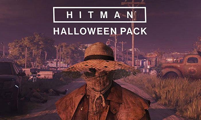 รีบโหลดด่วน Hitman ปล่อยให้ดาวน์โหลด Halloween Pack ฟรี