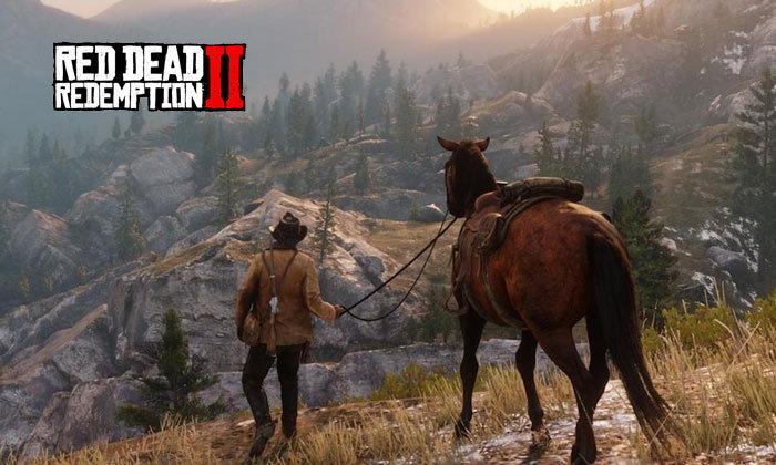 Review Red Dead Redemption 2 ขอต้อนรับสู่ Cowboy Life Simulator