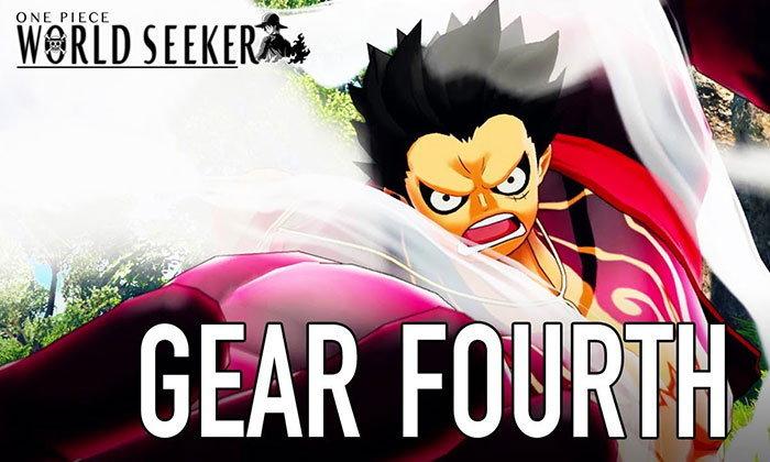 One Piece World Seeker เตรียมวางจำหน่าย 15 มีค 2019 พร้อมปล่อยตัวอย่างใหม่