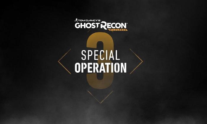 Ghost Recon Wildlands ดาวน์โหลด Special Operation 3 ฟรี 11 ธ.ค.นี้