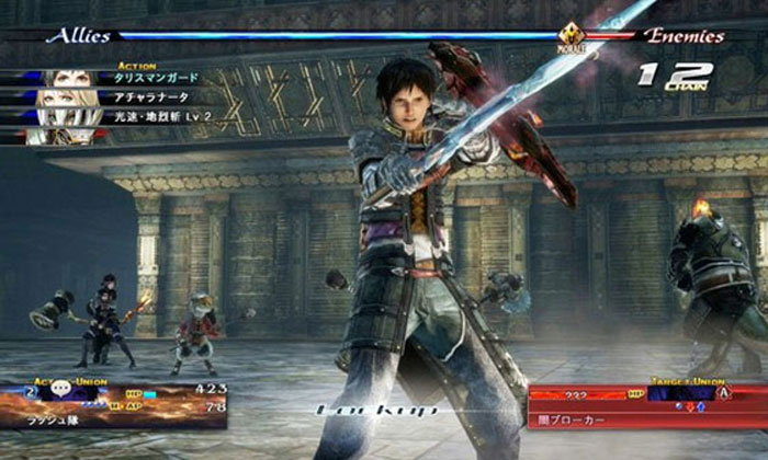 The Last Remnant Remastered เปิดตำนานใหม่ใน PS4 แล้ววันนี้