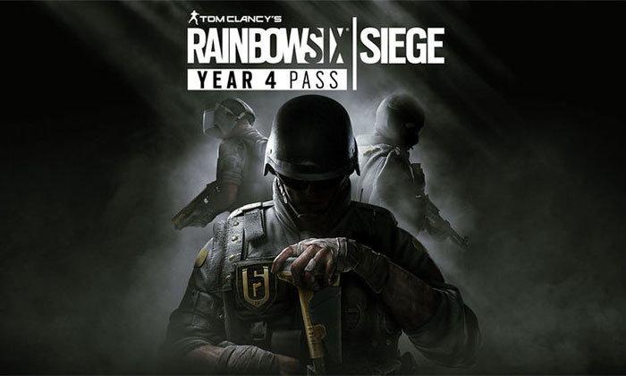 Rainbow Six Siege เปิดให้ผู้เล่นชื้อ Year 4 Pass ได้แล้ววันนี้ ทั้ง Uplay และ Steam