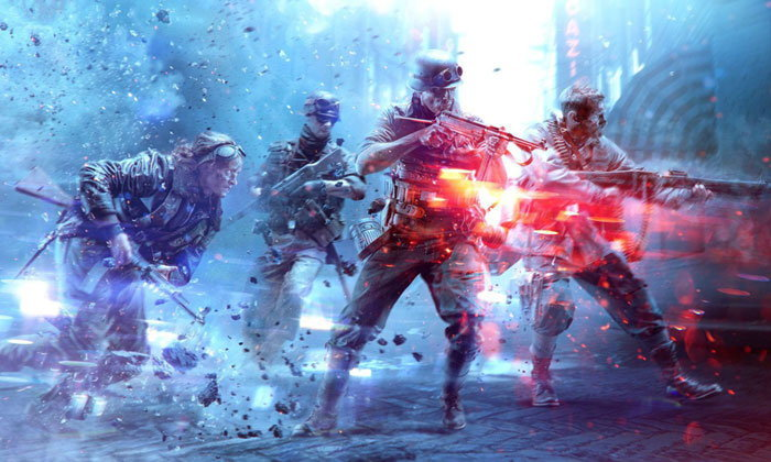 REVIEW Battlefield V สนามรบออนไลน์สุดมันส์ของเกมเมอร์สายทีมเวิร์ค