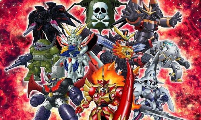 Super Robot Wars T ประกาศออกเวอร์ชั่นเอเชียตะวันออกเฉียงใต้ รองรับภาษาอังกฤษ