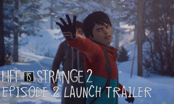 ชมตัวอย่างใหม่ของ Life is Strange 2 Episode 2