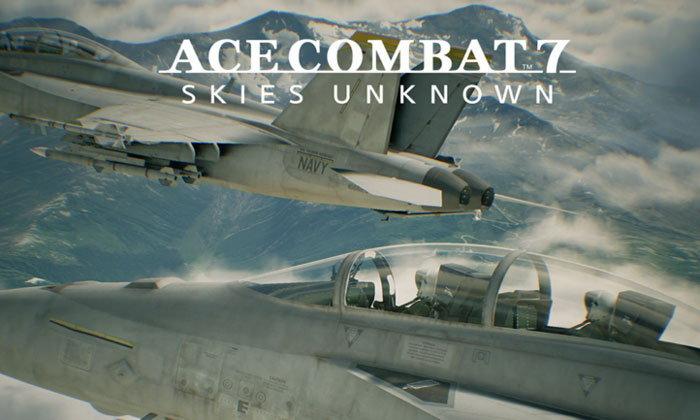 ลองเหินฟ้า! กันแบบสมจริงได้วันนี้กับ Ace Combat 7 VR demo