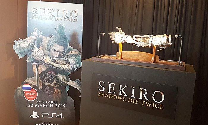 Sony จัดงานให้ทดลองเล่นสองเกมดัง Sekiro และ Days Gone