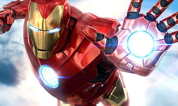 โทนี่สตาร์คถูกใจสิ่งนี้ Sony เปิดตัว Marvels Iron Man VR