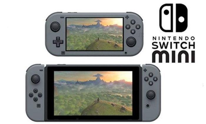 สื่อญี่ปุ่นเผย! นินเทนโดเตรียมวางขาย Switch รุ่นจิ๋วปลายปีนี้