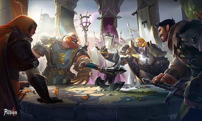 Albion Online เกมออนไลน์ MMORPG กลับมาบูมอีกครั้งหลังจากเปิดให้เล่นฟรี