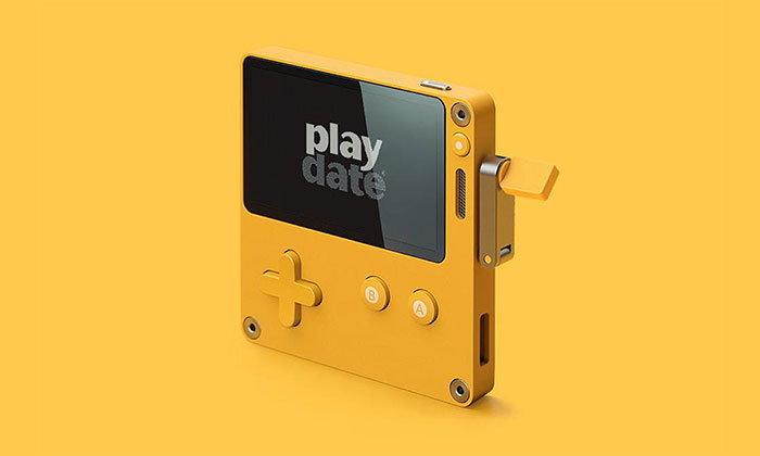 Playdate เครื่องเกมพกพามีข้อเหวี่ยง  จากทีมพัฒนาขั้นเทพของ iOS และ Mac